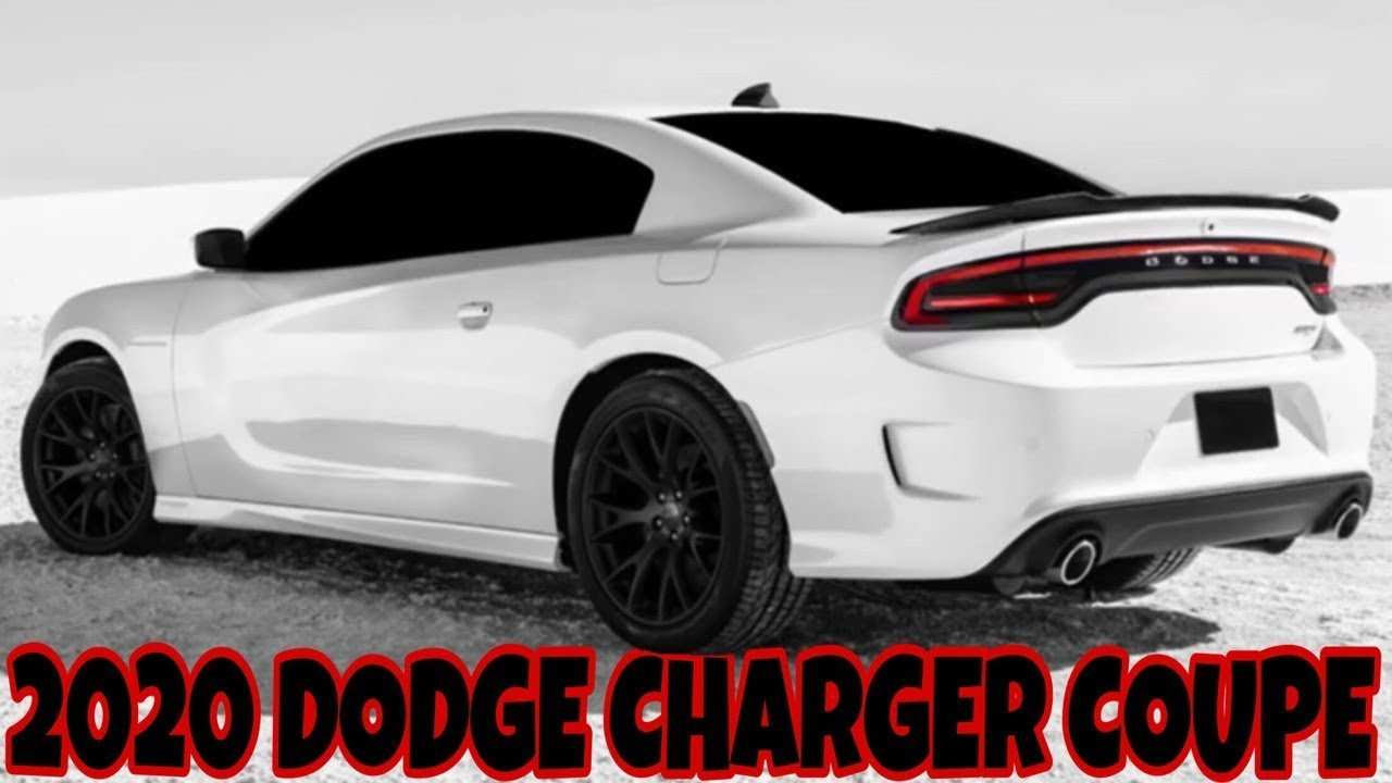 66 Concept of Dodge Challenger New Model 2020 Redesign for Dodge Challenger New Model 2020