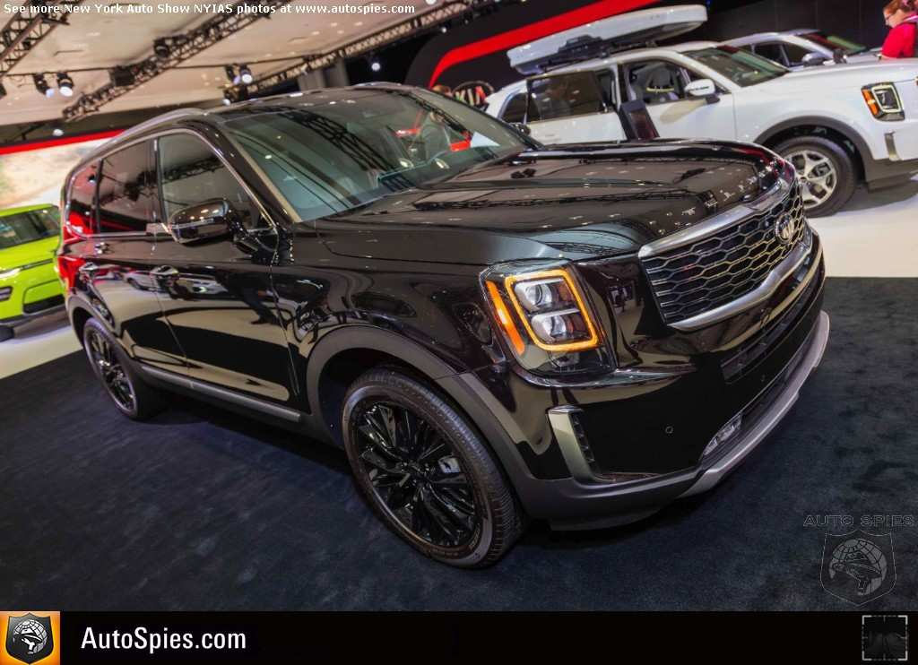 66 Gallery of 2020 Kia Telluride Black Copper Overview for 2020 Kia Telluride Black Copper