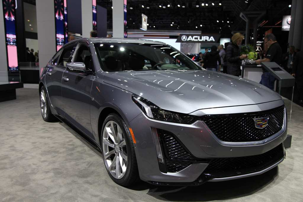 66 Gallery of Cadillac For 2020 Overview with Cadillac For 2020