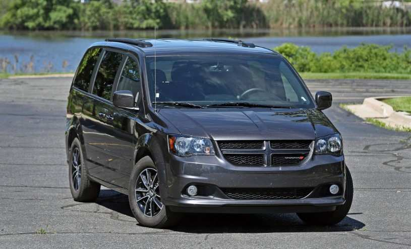 66 Gallery of Dodge Grand Caravan 2020 Redesign and Concept with Dodge Grand Caravan 2020