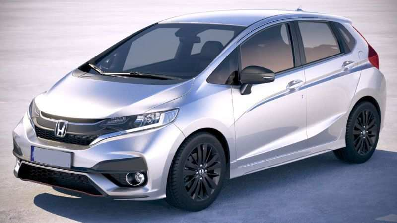 66 Gallery of Honda Fit Redesign 2020 Pricing for Honda Fit Redesign 2020