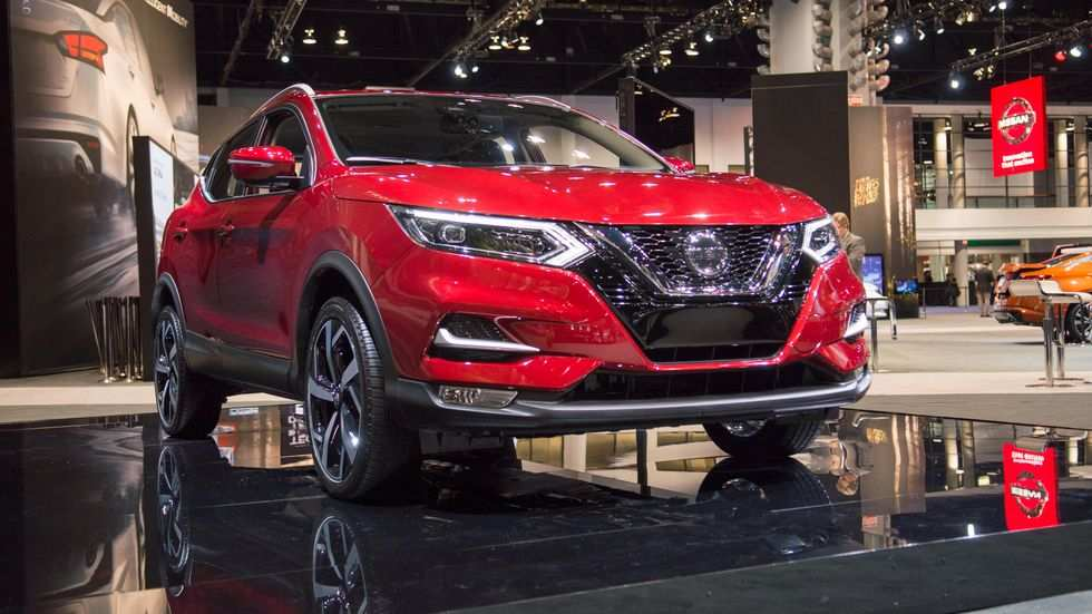 66 Great Nissan Rogue Sport 2020 Release Date Model for Nissan Rogue Sport 2020 Release Date