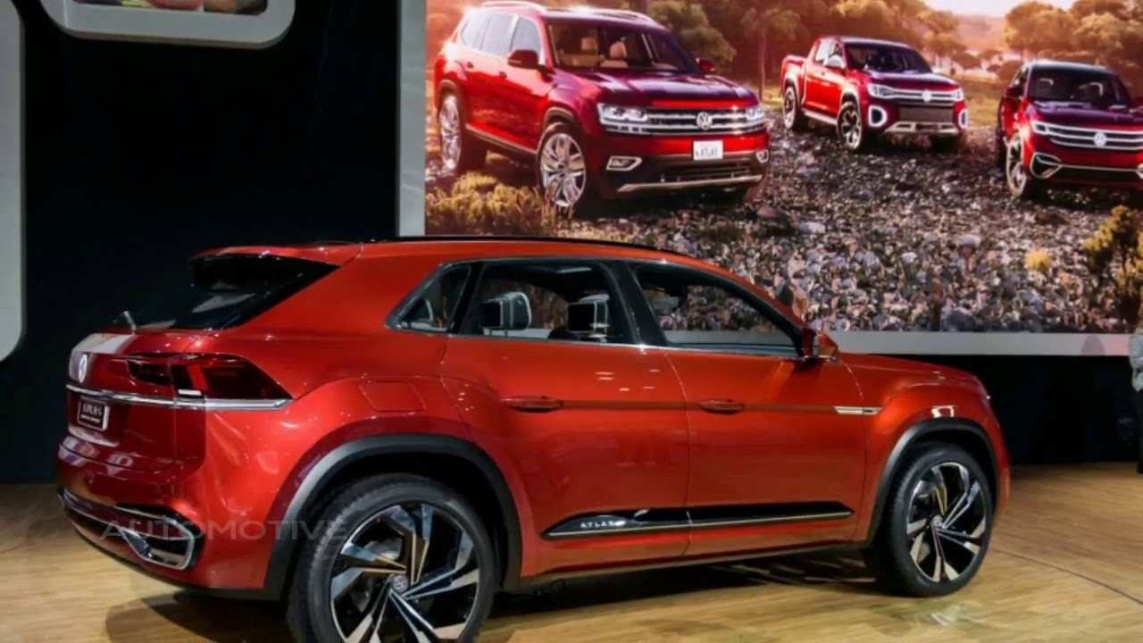66 Great Volkswagen Atlas 2020 Price Redesign by Volkswagen Atlas 2020 Price