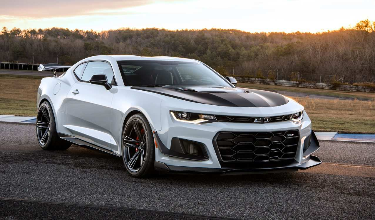 66 New 2020 Chevrolet Camaro Zl1 New Review by 2020 Chevrolet Camaro Zl1