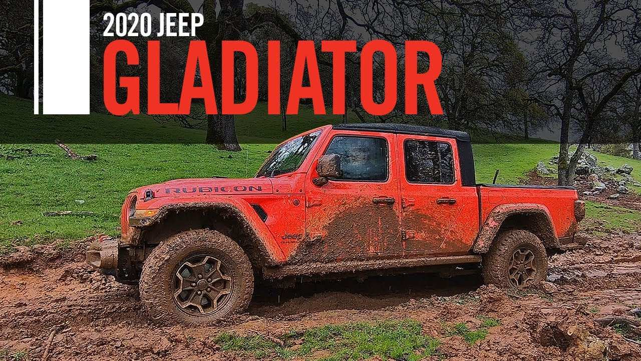 66 The 2020 Jeep Gladiator Youtube History by 2020 Jeep Gladiator Youtube