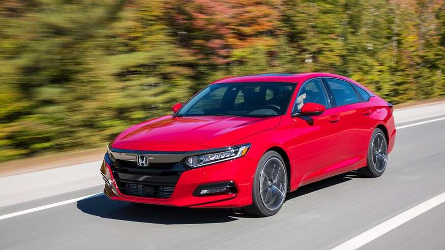 66 The Honda Accord 2020 V6 First Drive by Honda Accord 2020 V6