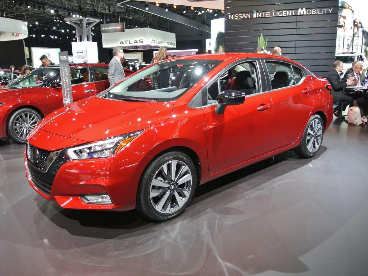 66 The Nissan Versa 2020 Price Style by Nissan Versa 2020 Price
