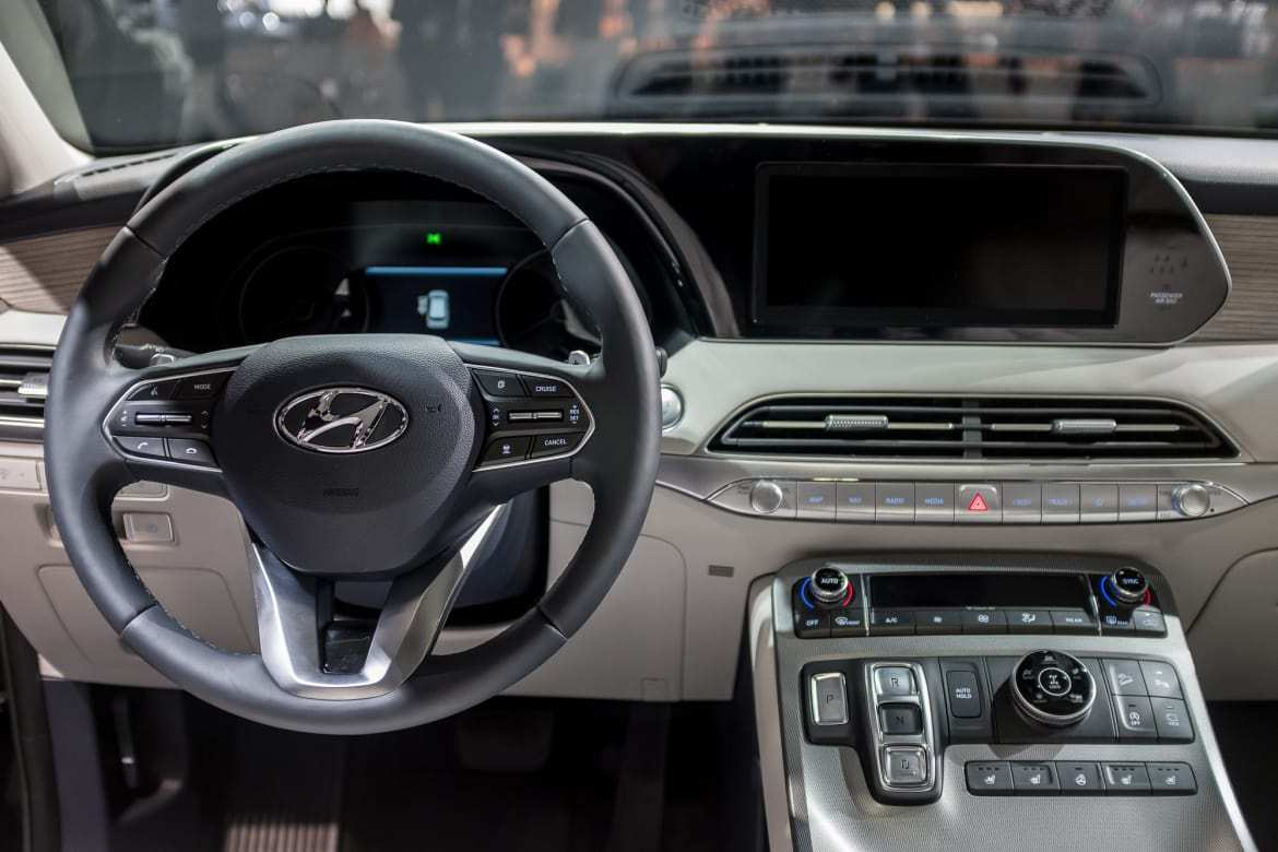 67 All New Hyundai Full Size Suv 2020 Engine with Hyundai Full Size Suv 2020