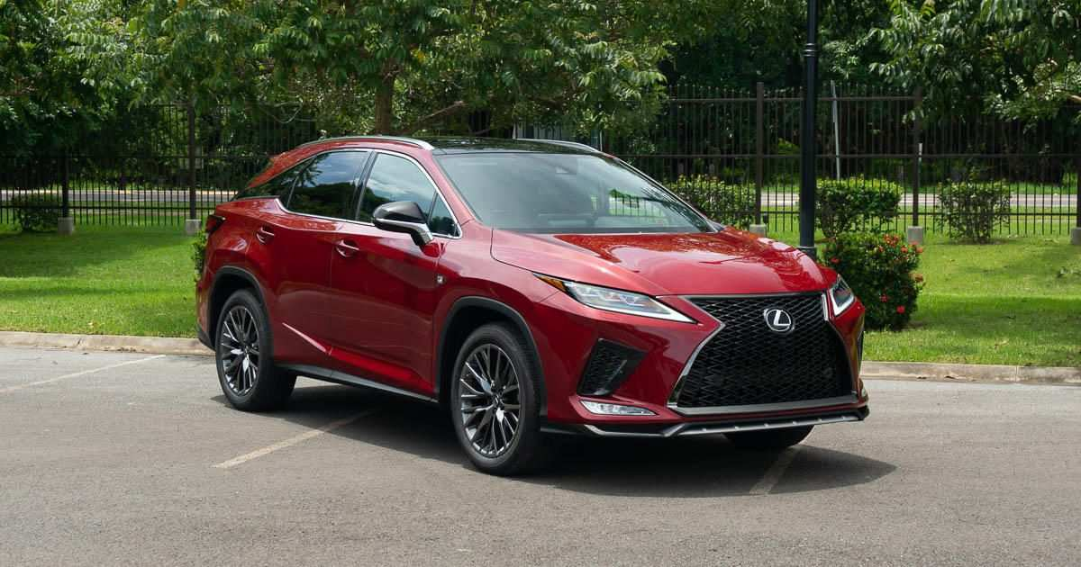 67 All New Lexus Rx 450H 2020 Specs and Review by Lexus Rx 450H 2020