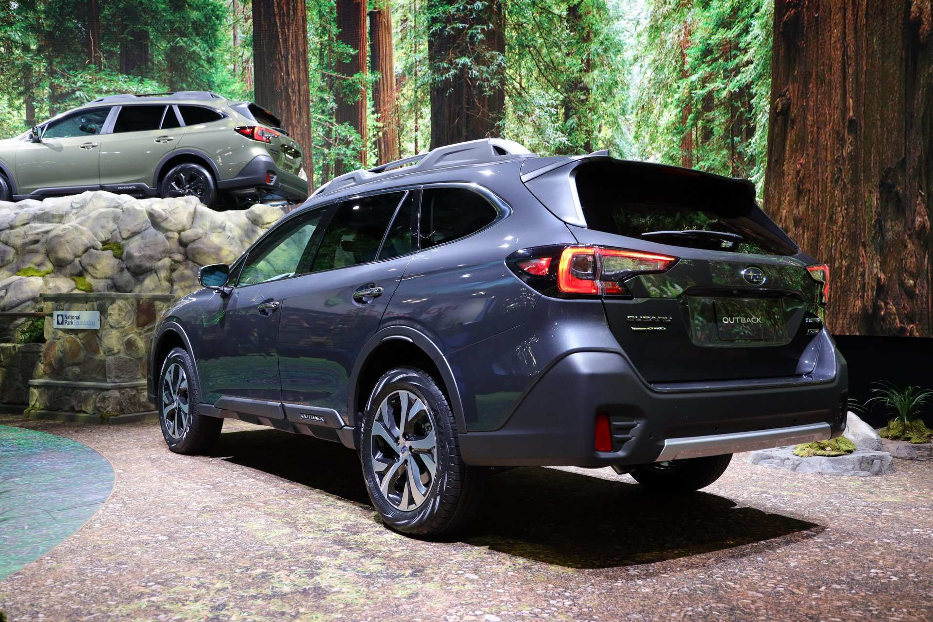 67 All New New Generation 2020 Subaru Outback Overview for New Generation 2020 Subaru Outback