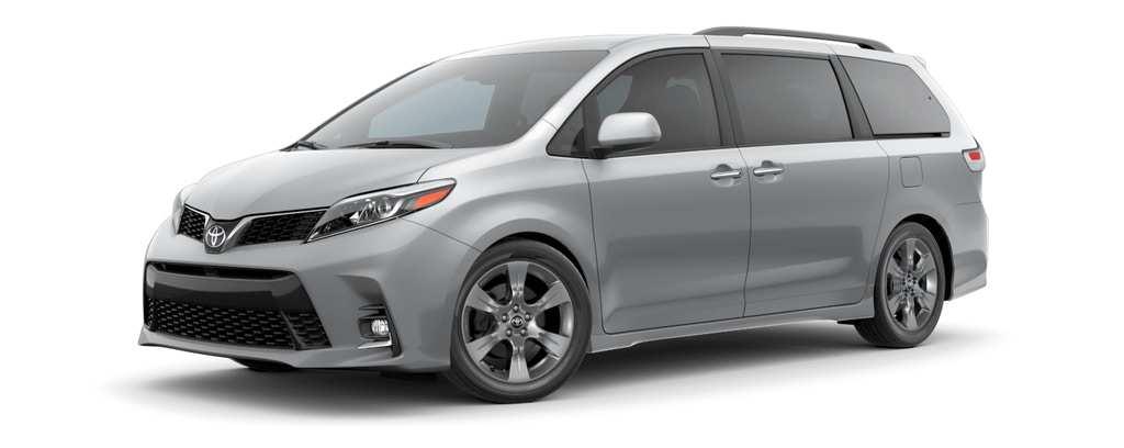 67 All New Toyota Van 2020 Release Date by Toyota Van 2020