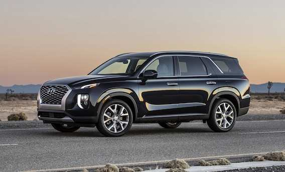 67 All New When Will The 2020 Hyundai Palisade Be Available Exterior by When Will The 2020 Hyundai Palisade Be Available