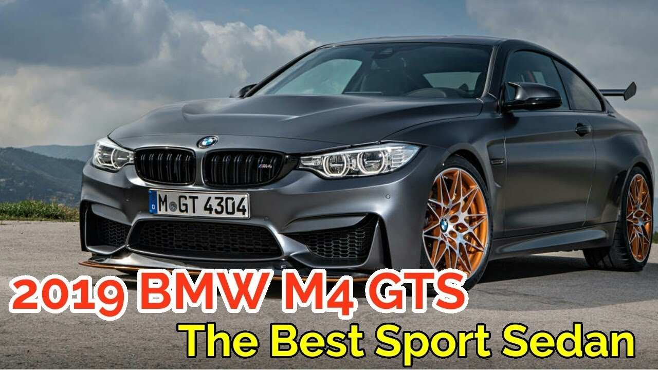 67 Best Review 2019 Bmw M4 Gts Research New for 2019 Bmw M4 Gts