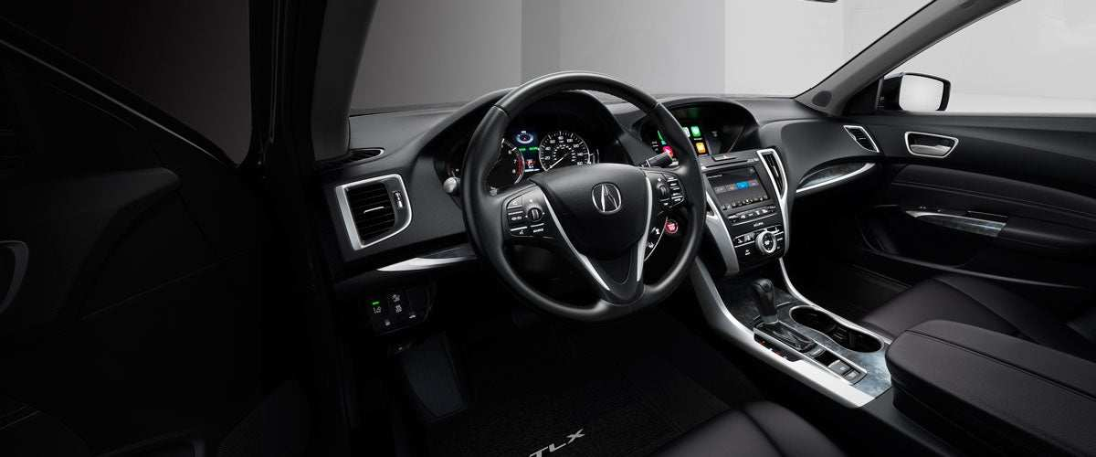 67 Concept of 2020 Acura Tlx Interior Photos with 2020 Acura Tlx Interior