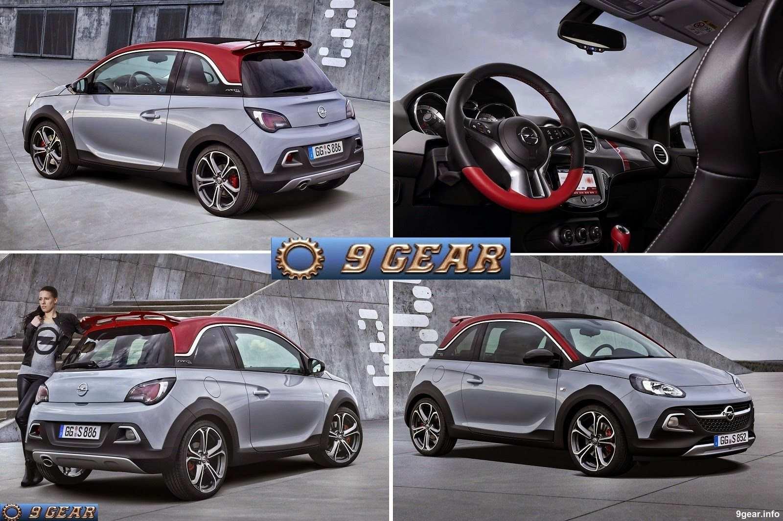 67 Concept of Opel Adam 2020 Exterior and Interior by Opel Adam 2020
