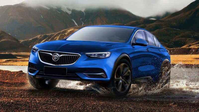 67 Gallery of Buick Suv 2020 Interior by Buick Suv 2020