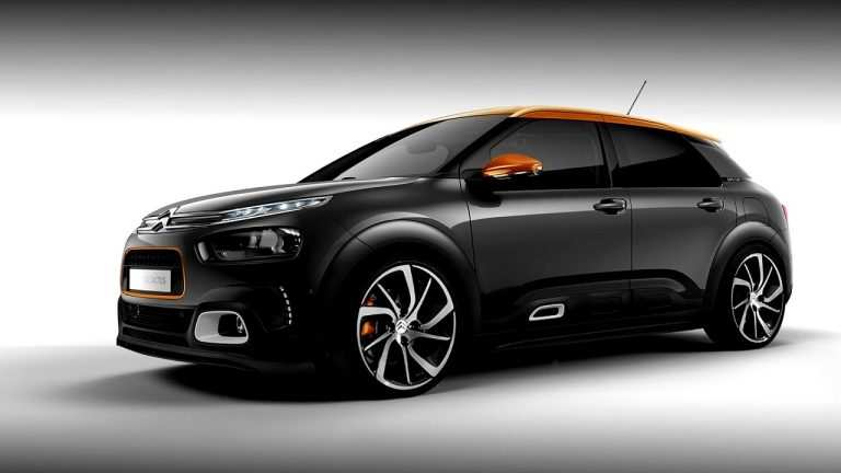 67 Great 2019 Citroen C4 Concept by 2019 Citroen C4