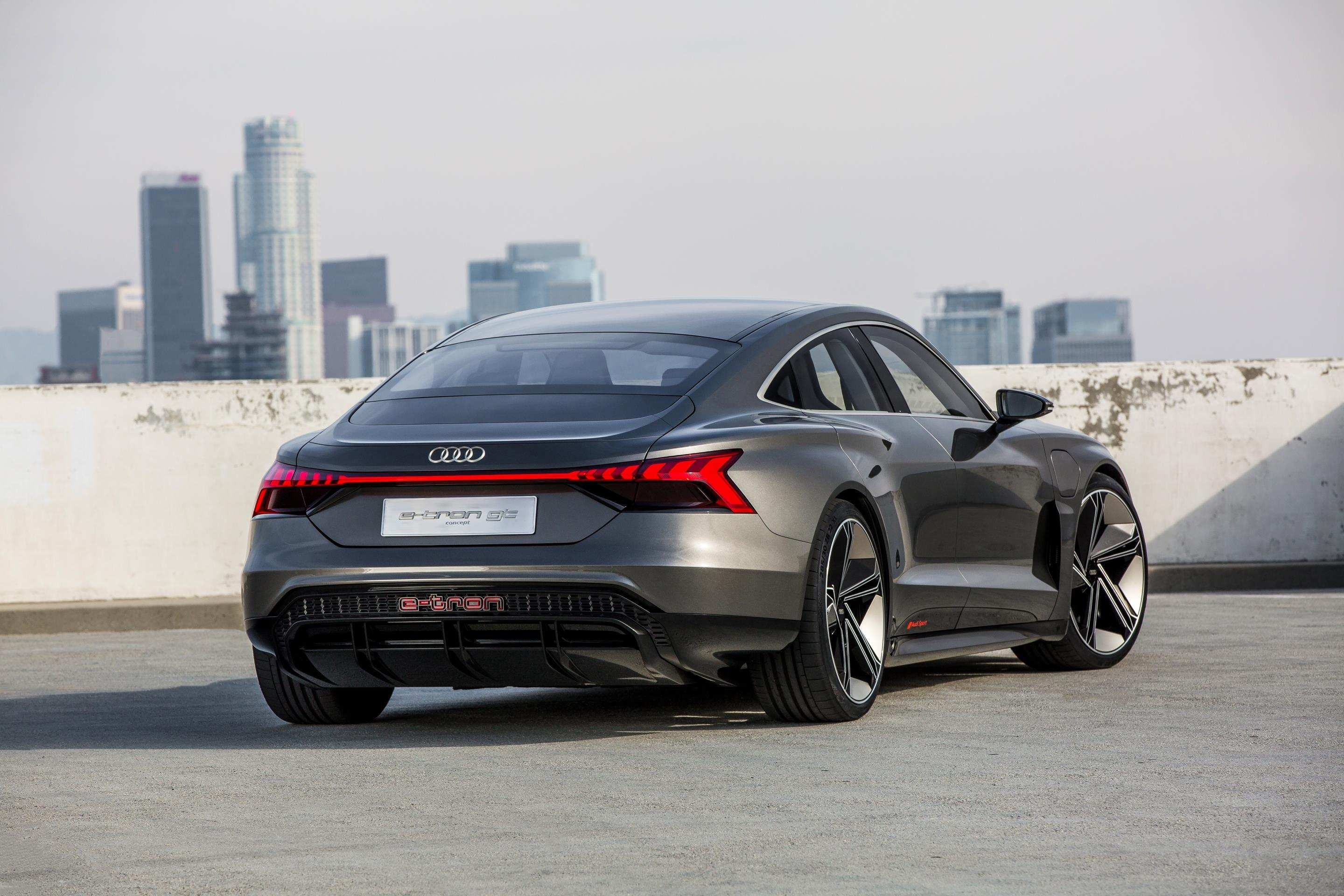 67 Great 2020 Audi E Tron Gt Exterior and Interior by 2020 Audi E Tron Gt