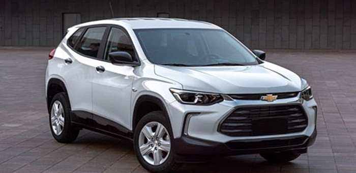 67 Great Chevrolet Tracker 2020 Exterior by Chevrolet Tracker 2020