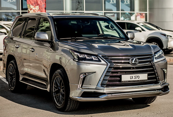 67 Great Lexus Lx 2020 Redesign and Concept by Lexus Lx 2020