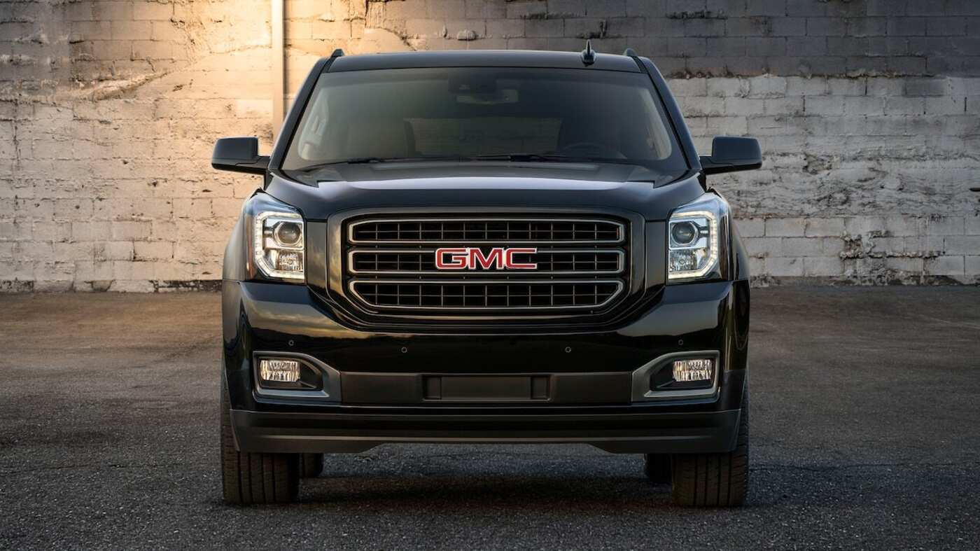 67 Great What Does The 2020 Gmc Yukon Look Like Spy Shoot by What Does The 2020 Gmc Yukon Look Like