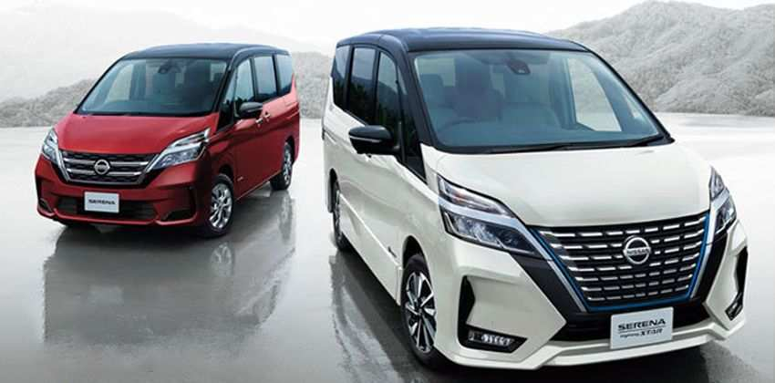 67 New Nissan Serena 2020 Images with Nissan Serena 2020