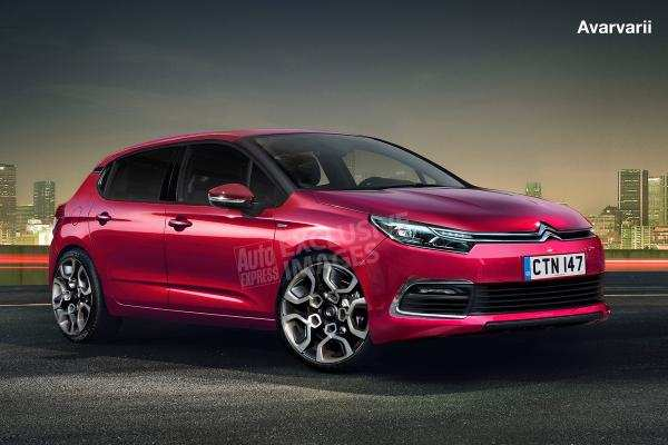 67 The 2019 Citroen C4 Performance for 2019 Citroen C4