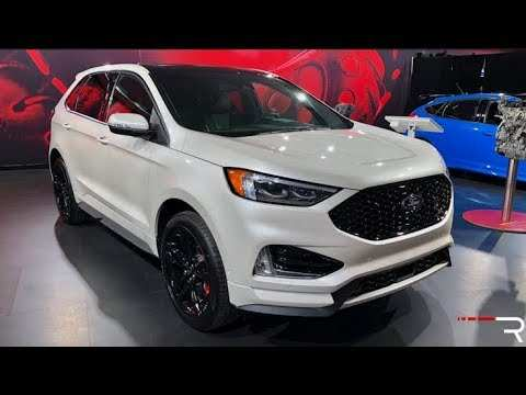 67 The 2019 Ford Edge Sport Pictures for 2019 Ford Edge Sport