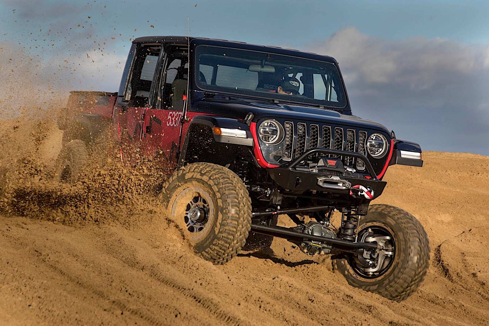 68 Best Review 2020 Jeep Gladiator King Of The Hammers Release by 2020 Jeep Gladiator King Of The Hammers