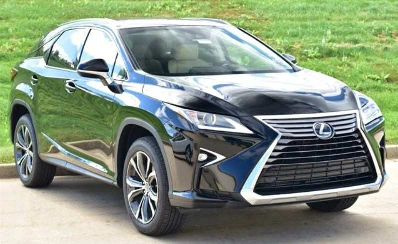 68 Best Review Lexus Rx 350 Changes For 2020 First Drive by Lexus Rx 350 Changes For 2020