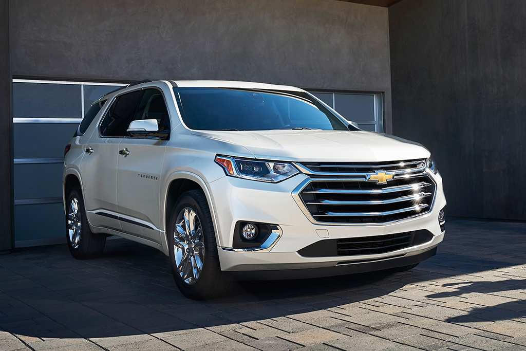 68 Concept of 2019 Chevrolet Traverses Configurations for 2019 Chevrolet Traverses