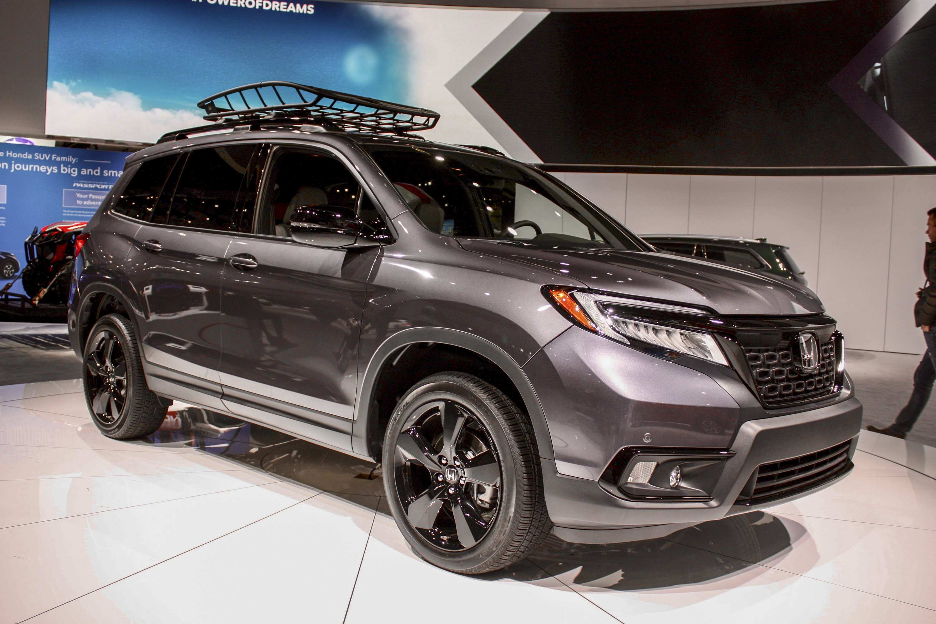 68 Concept of Honda Passport 2020 Prices by Honda Passport 2020