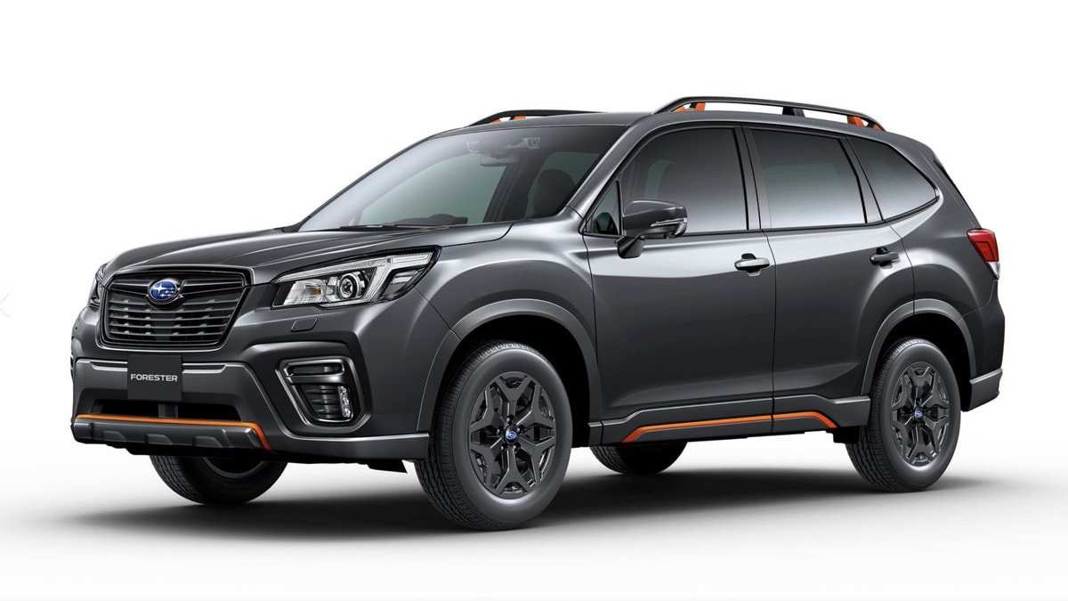 68 Concept of Subaru Forester 2020 Review Ratings by Subaru Forester 2020 Review