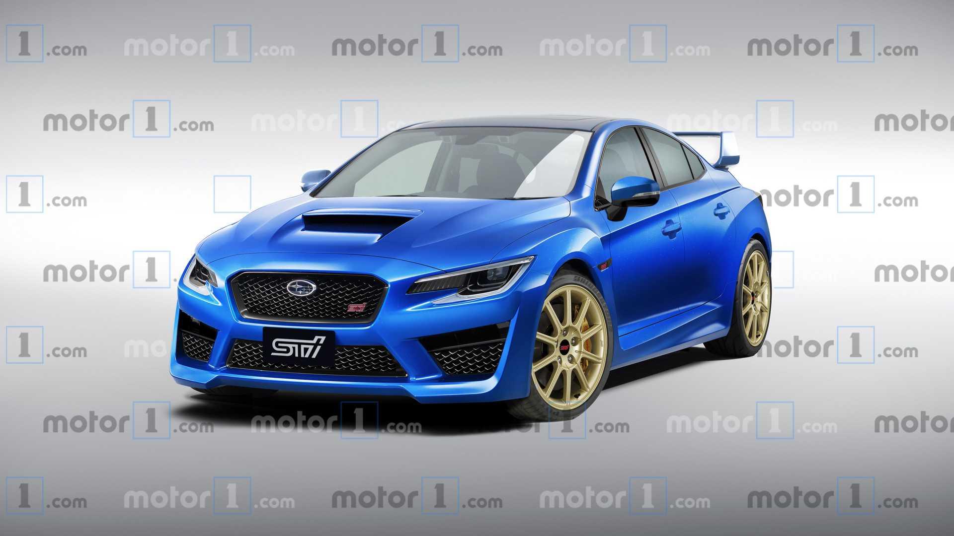 68 Concept of Subaru Sti 2020 Rumors Performance and New Engine for Subaru Sti 2020 Rumors