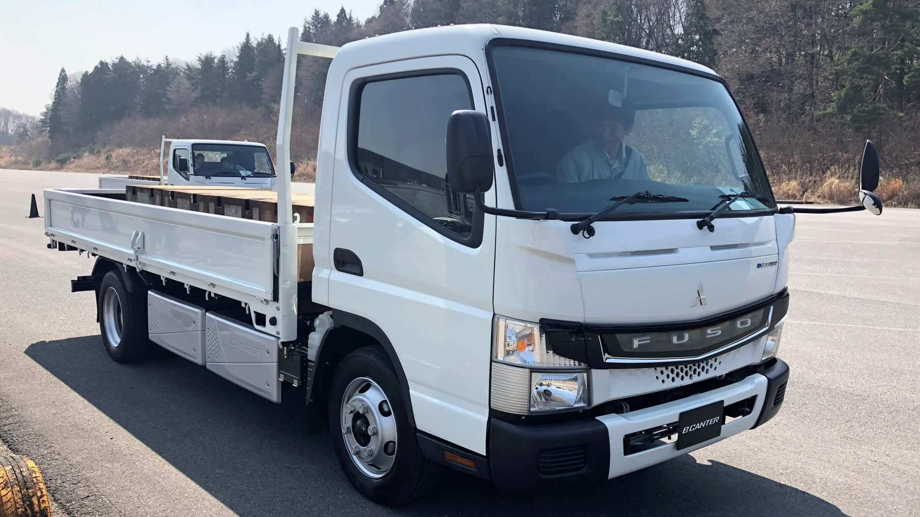 68 Gallery of Mitsubishi Truck 2020 First Drive by Mitsubishi Truck 2020