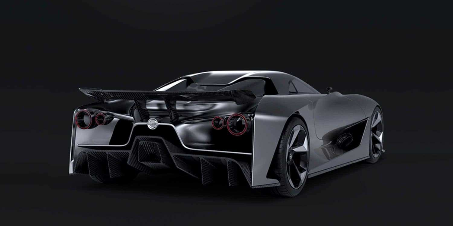 68 Gallery of Nissan Concept 2020 Gran Turismo Concept by Nissan Concept 2020 Gran Turismo