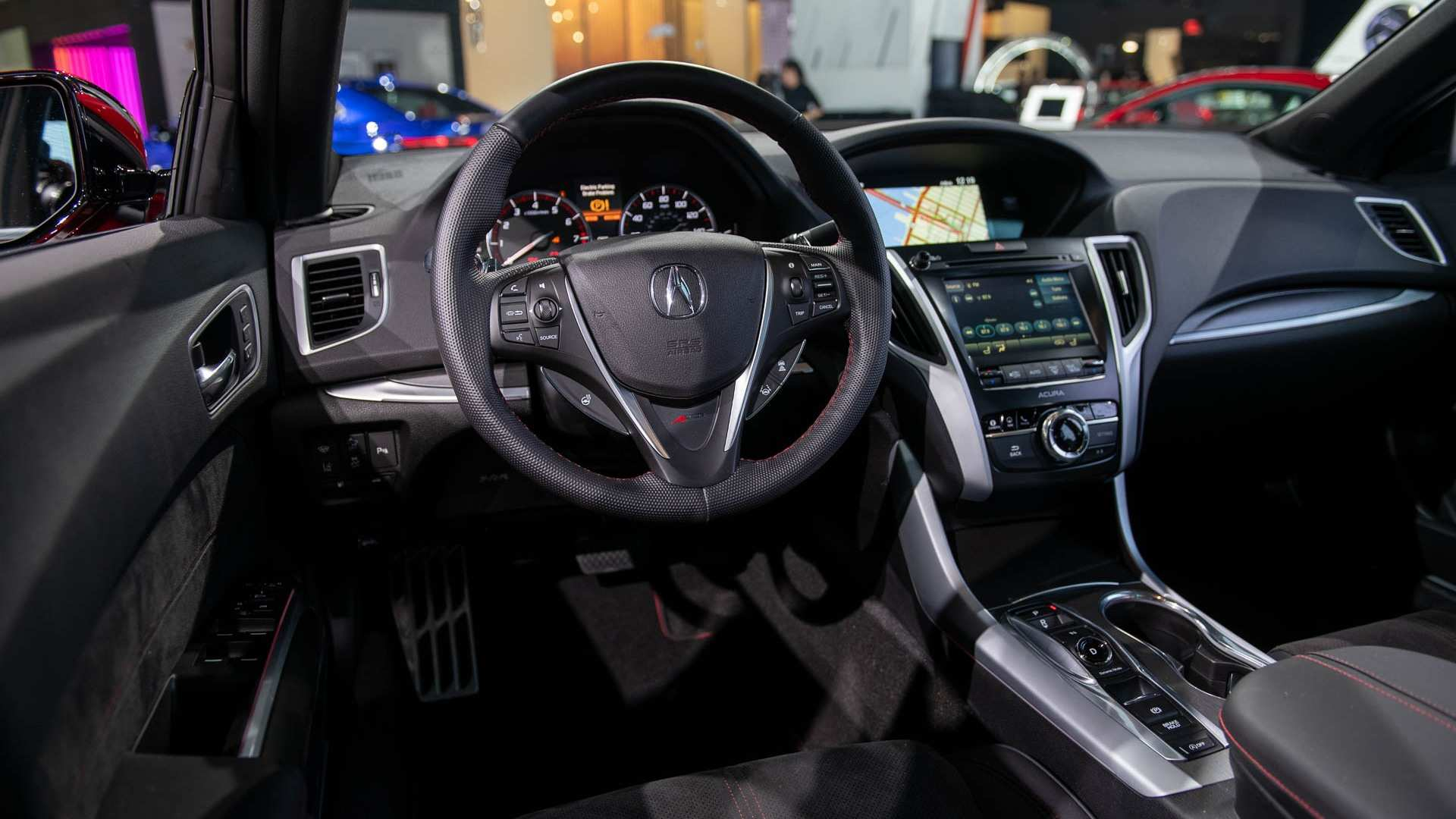 68 Great 2020 Acura Tlx Interior Redesign and Concept with 2020 Acura Tlx Interior