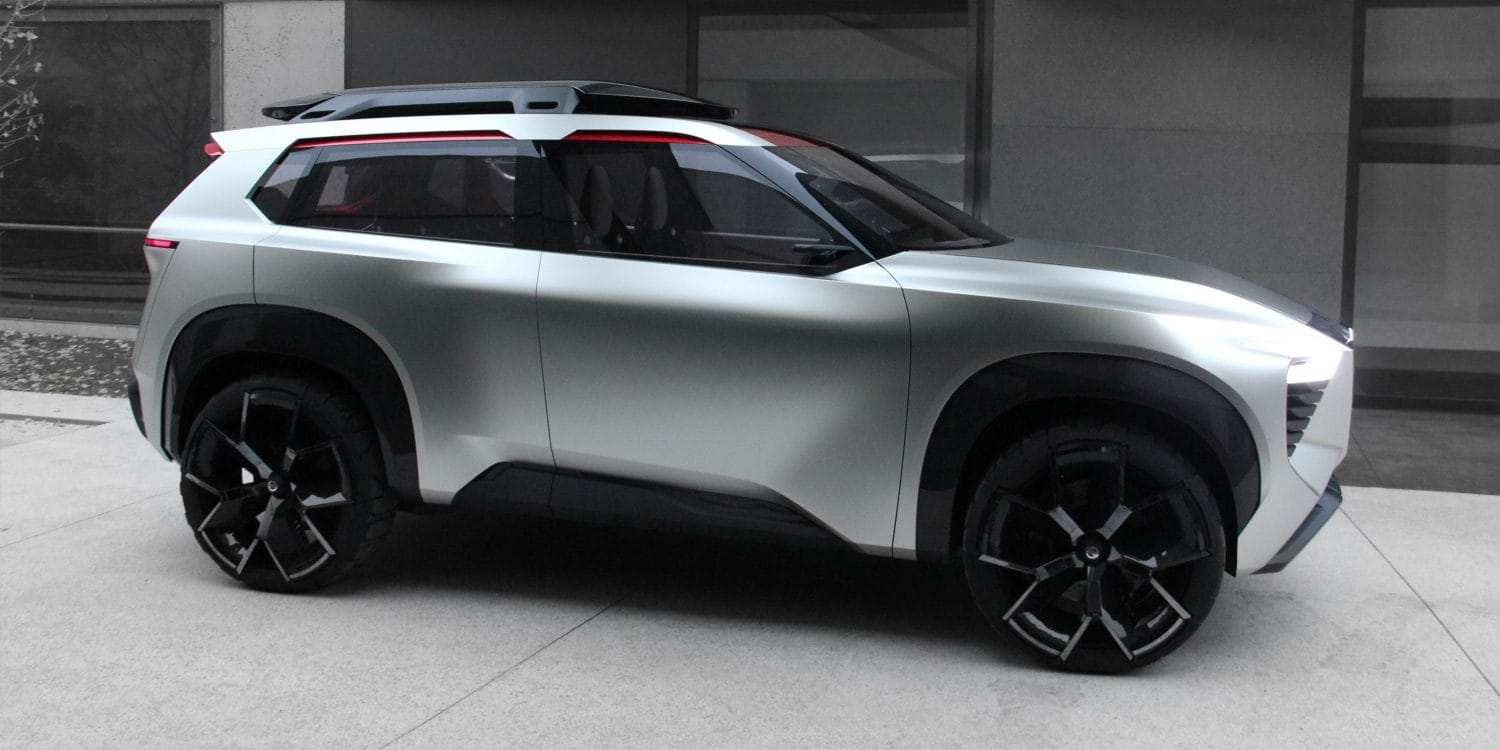 68 Great Nissan Concept 2020 Suv History with Nissan Concept 2020 Suv
