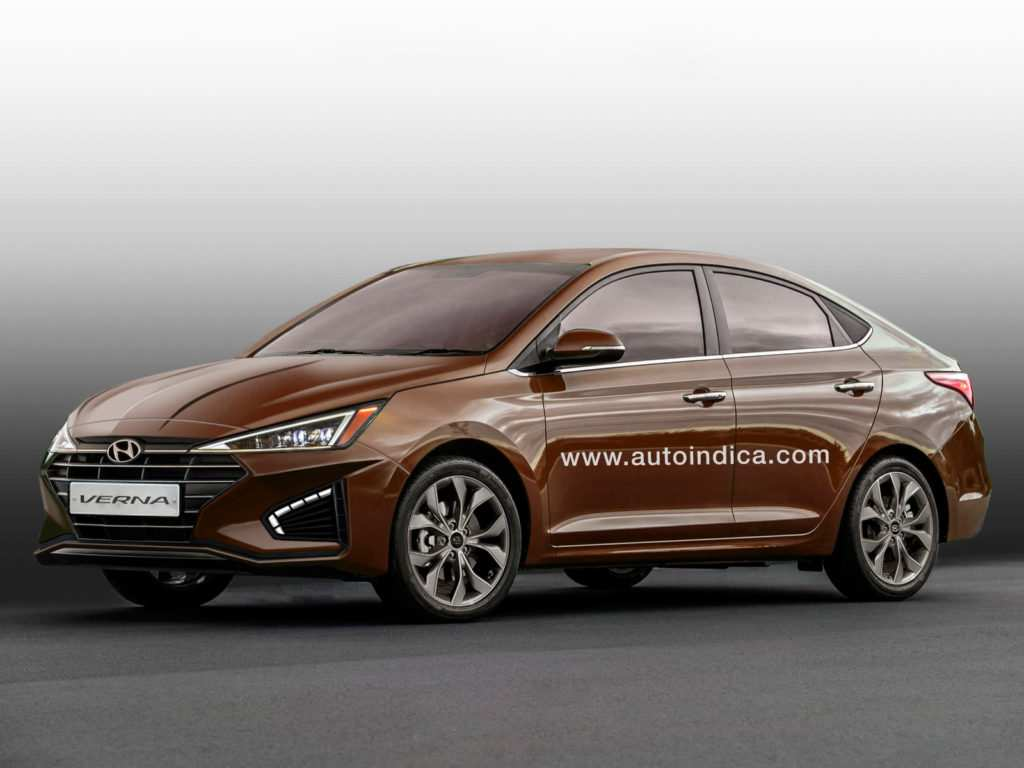 68 Great Upcoming Hyundai Verna 2020 Speed Test with Upcoming Hyundai Verna 2020