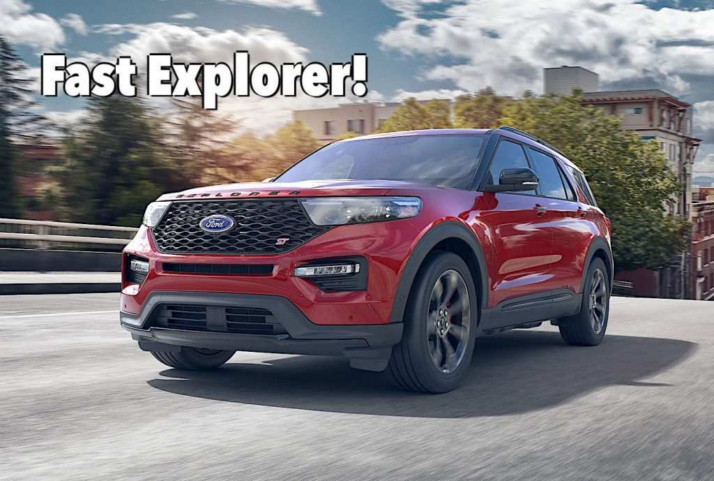 68 New 2020 Ford Explorer Youtube Specs and Review for 2020 Ford Explorer Youtube