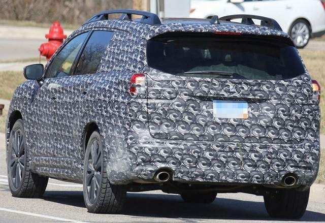 68 New Subaru Outback 2020 Spy Picture by Subaru Outback 2020 Spy