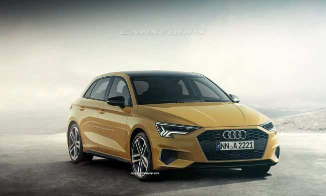 68 The Audi A3 2020 Release Date Exterior with Audi A3 2020 Release Date