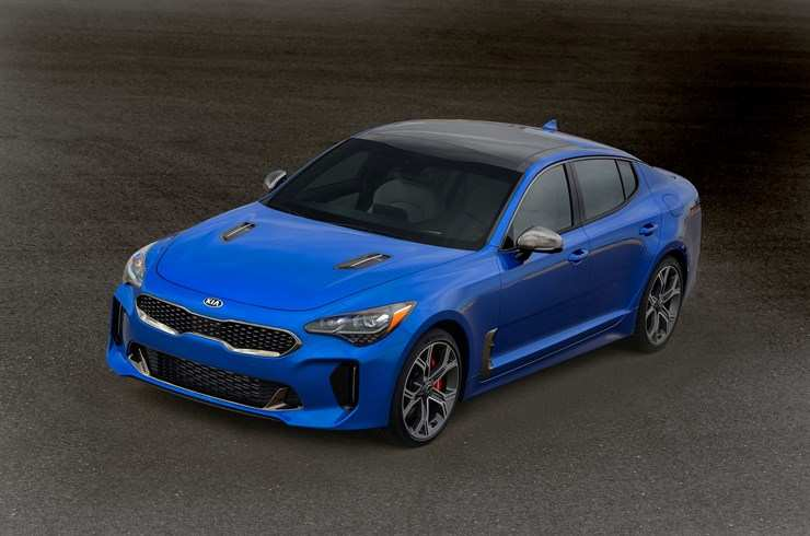 69 All New 2020 Kia Stinger Gt Redesign for 2020 Kia Stinger Gt