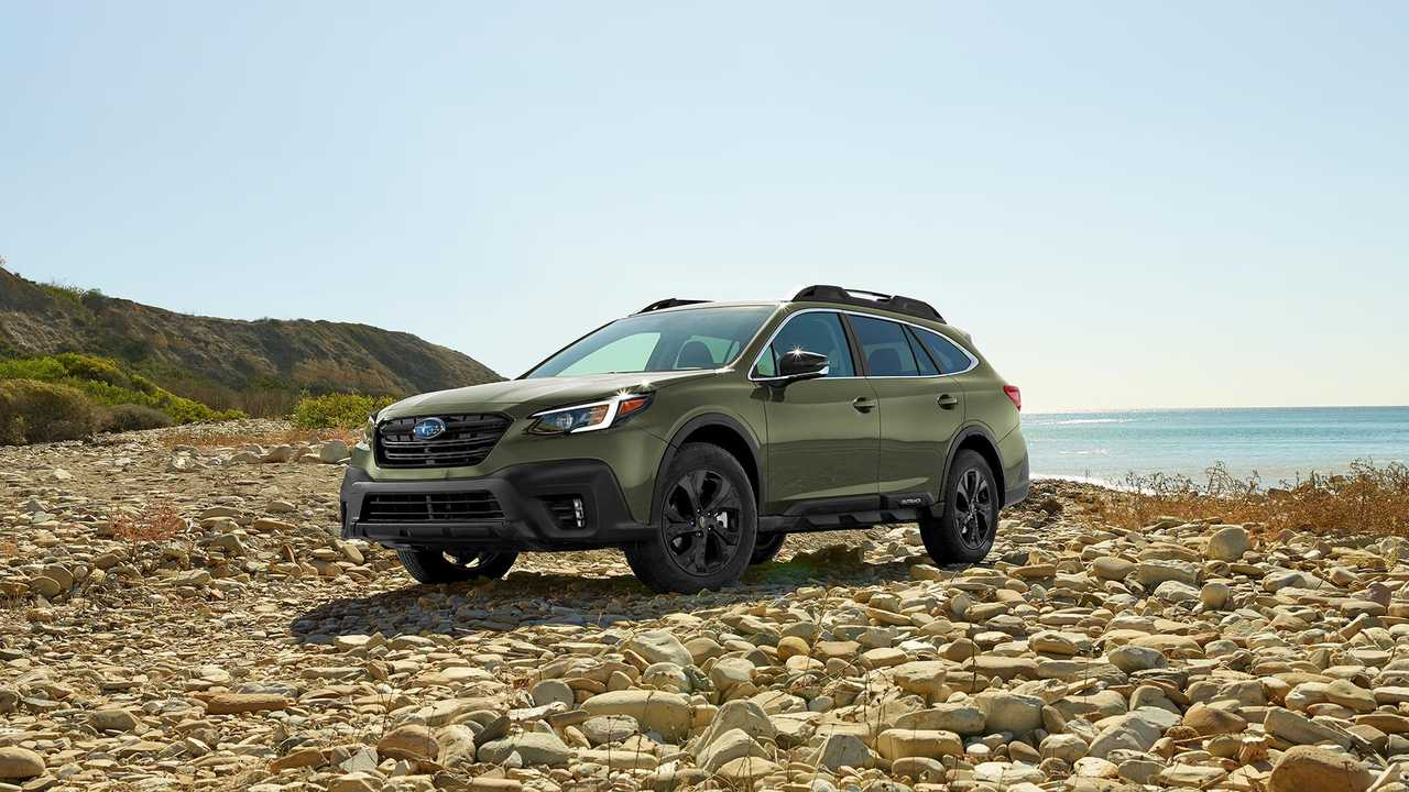 69 Concept of Subaru Outback 2020 Uk Exterior with Subaru Outback 2020 Uk