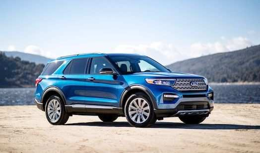 69 Gallery of Ford Unveils The New 2020 Explorer Configurations for Ford Unveils The New 2020 Explorer