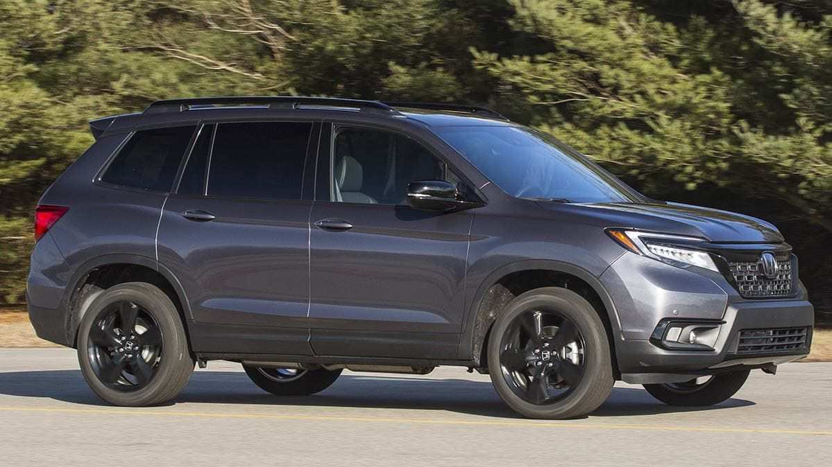 69 Gallery of Honda Passport 2020 Prices by Honda Passport 2020