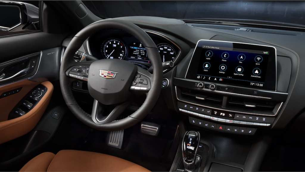 69 Great 2020 Cadillac Ct5 Interior Redesign with 2020 Cadillac Ct5 Interior