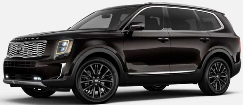 69 Great 2020 Kia Telluride Black Copper Price and Review by 2020 Kia Telluride Black Copper