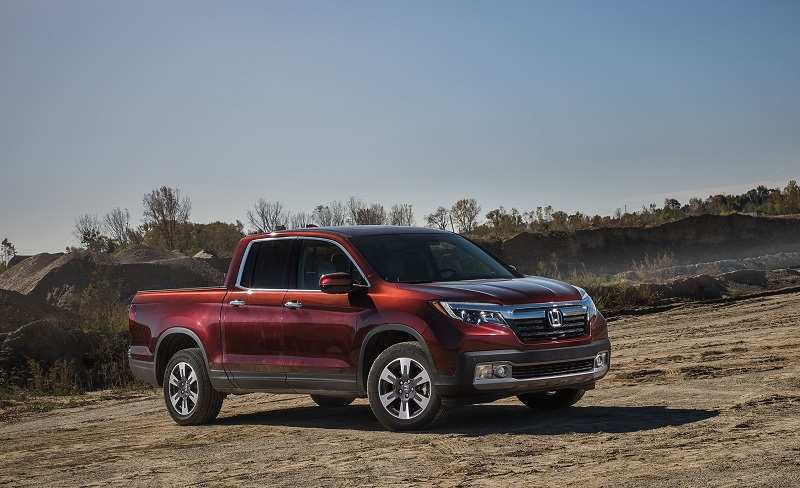 69 Great Honda Ridgeline Redesign 2020 Concept for Honda Ridgeline Redesign 2020