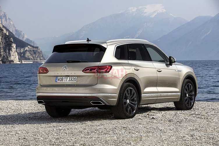 69 New 2019 Vw Touareg Specs and Review by 2019 Vw Touareg